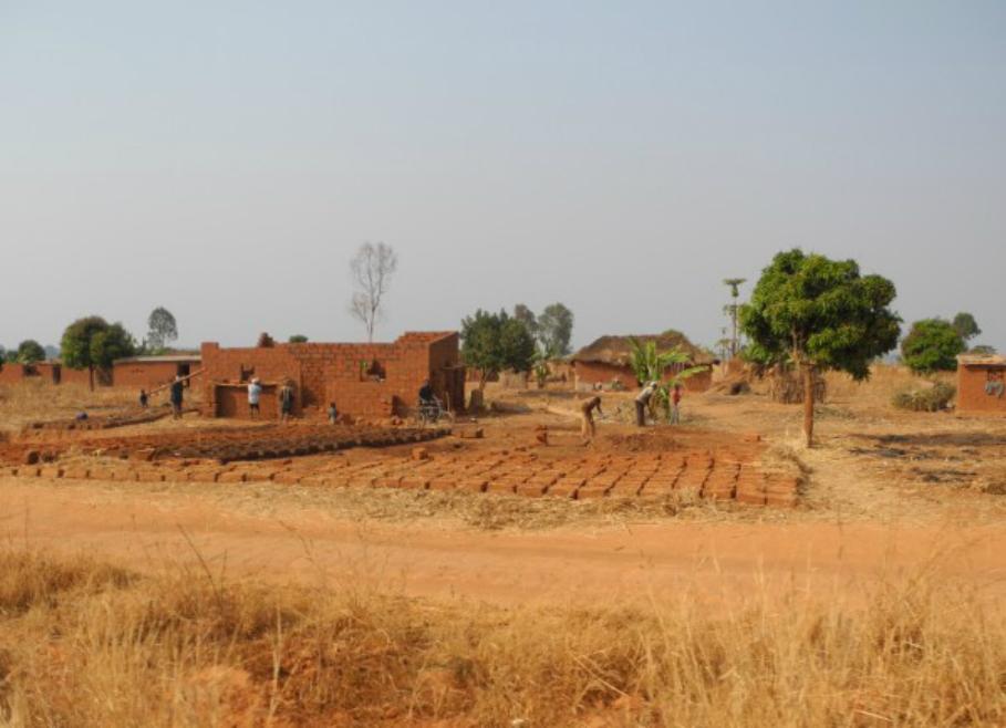 Plano director municipal de cuemba angola