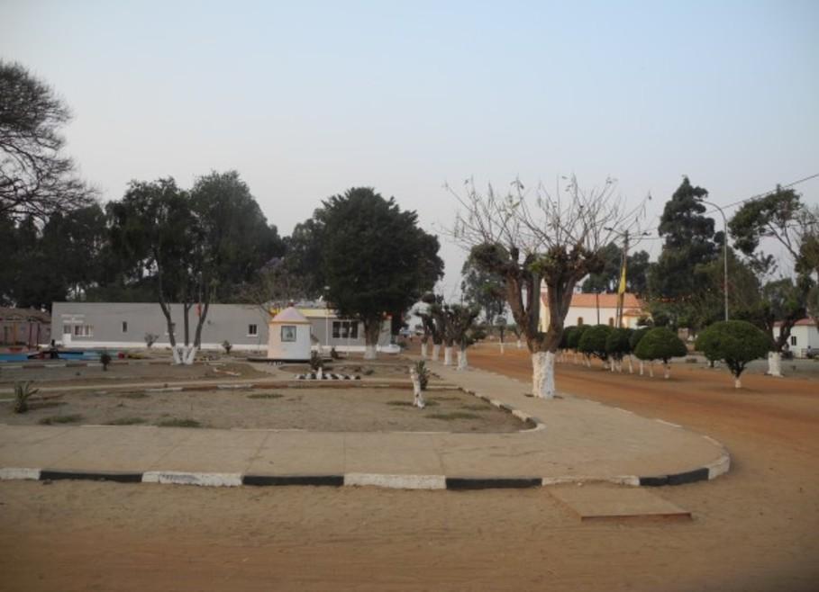 Plano director municipal de kunhinga angola