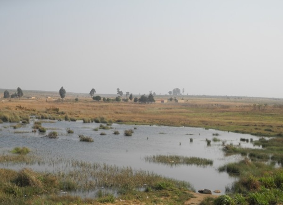 Plano director municipal de kuito angola
