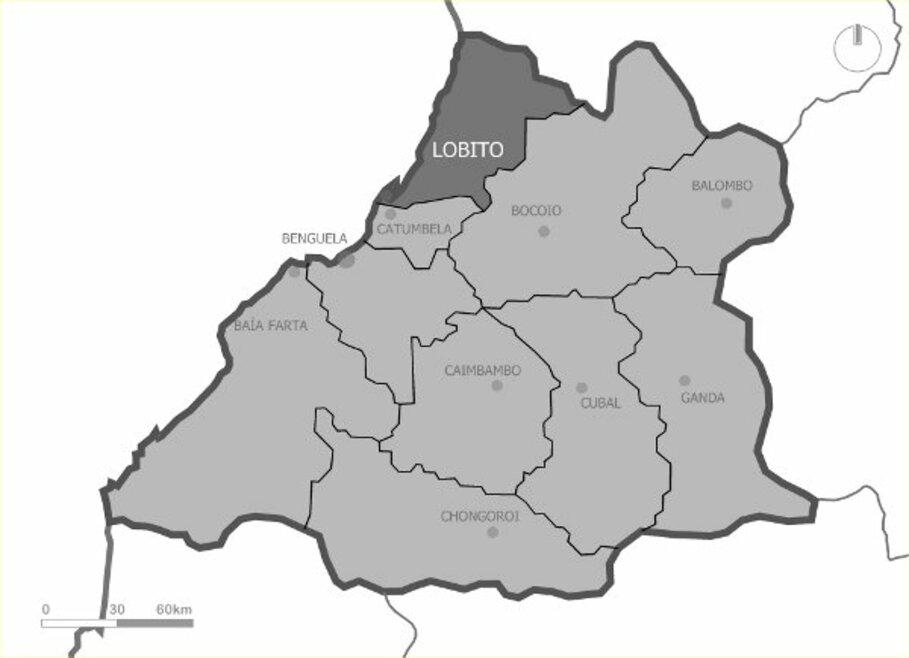 Plano director municipal de lobito angola