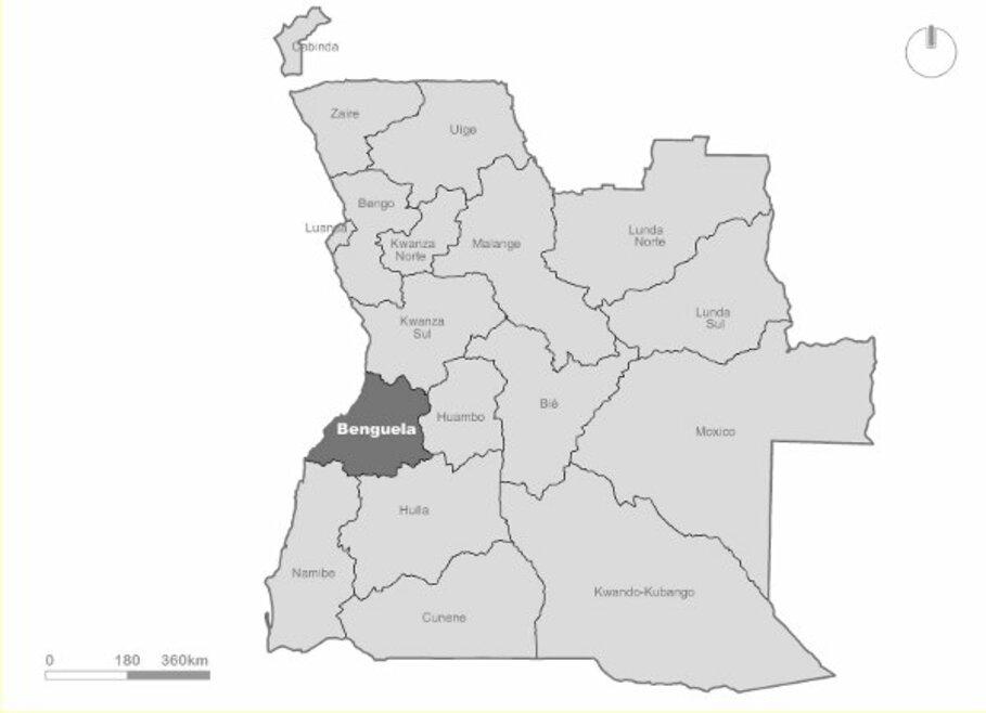 Plano director municipal de catumbela angola