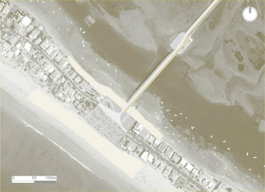 ponte praia de faro