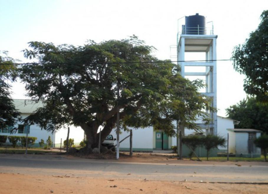 hospital provincial de massinga