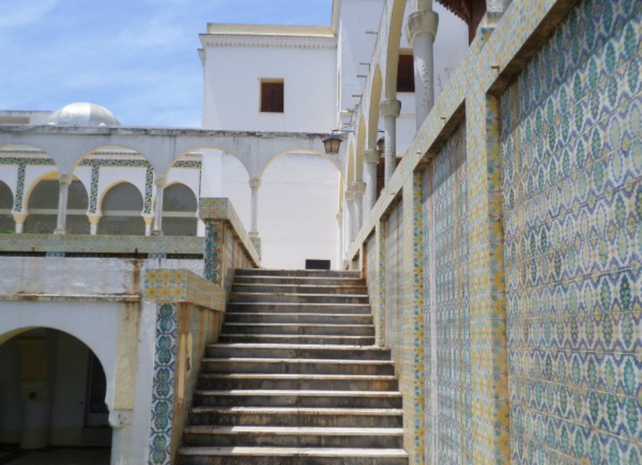 residence el mithok argel argelia