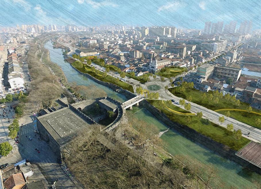 JingZhou-southGate
