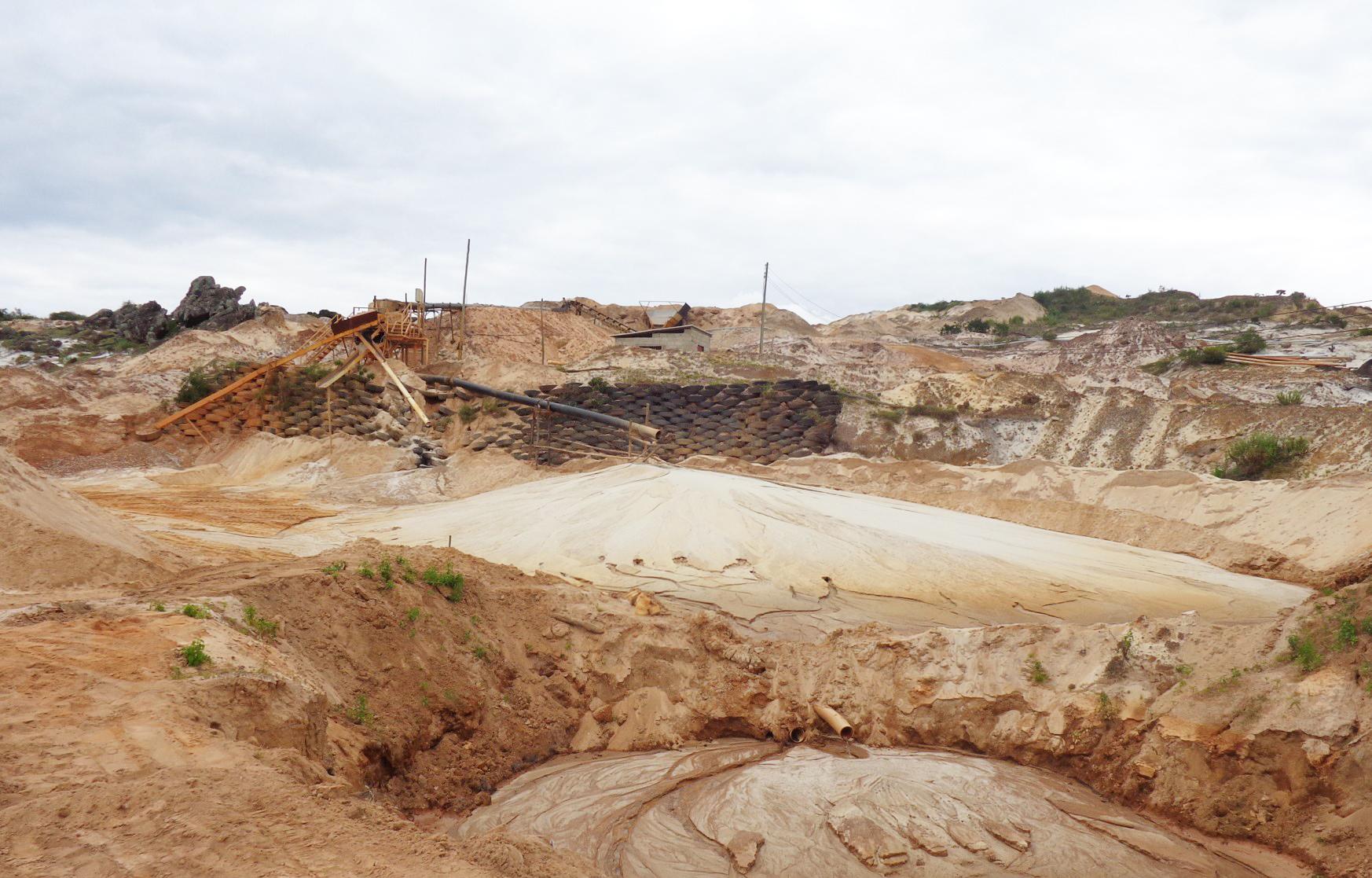 Minas Gerais, Brasil – BR381-Lote7-areal
